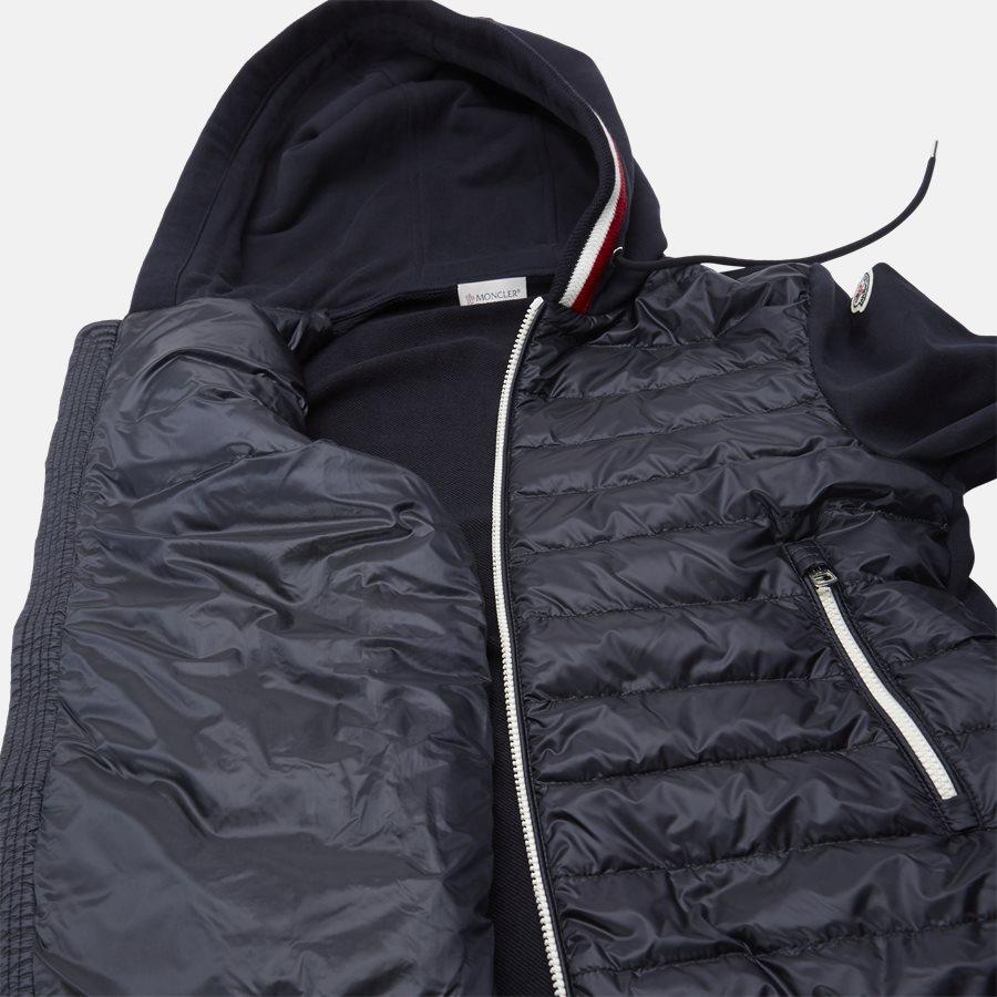 84164 80985 - Sweatshirts - Regular fit - NAVY - 11