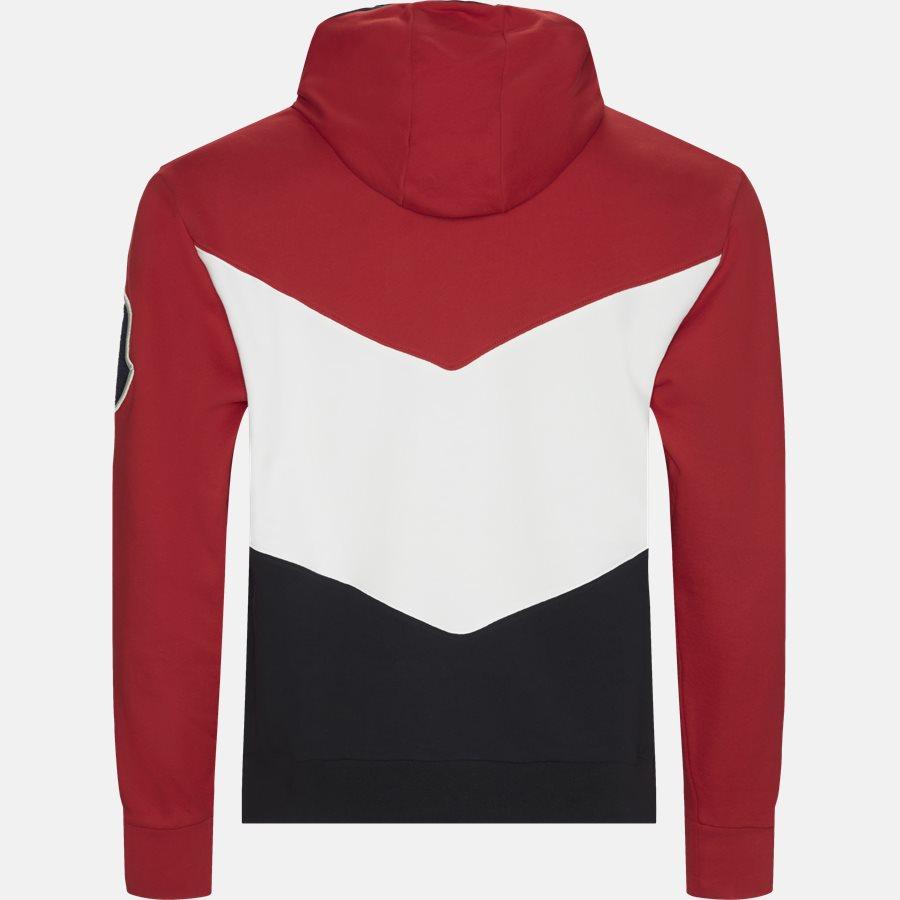 80005 V8005 - Sweatshirts - Regular fit - RØD - 2