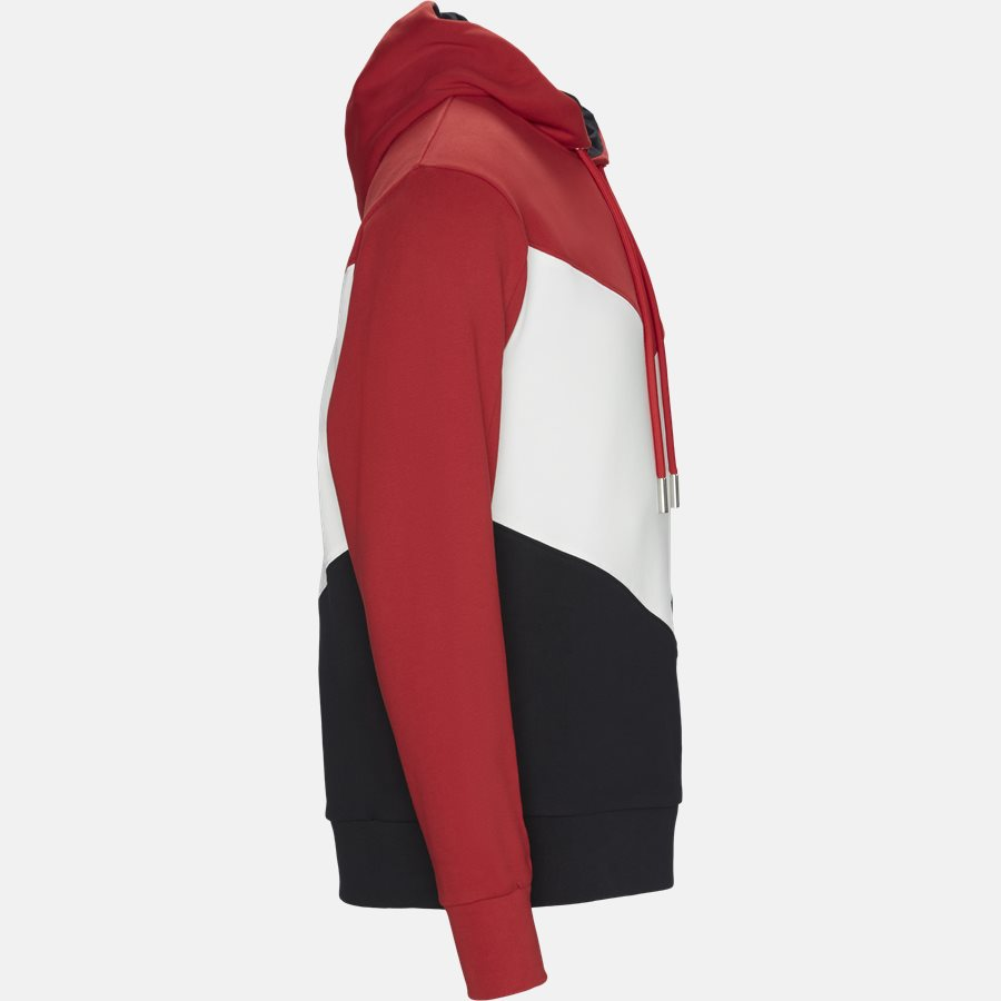 80005 V8005 - Sweatshirts - Regular fit - RØD - 4