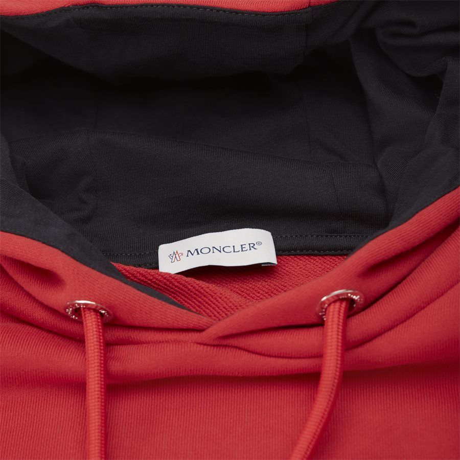 80005 V8005 - Sweatshirts - Regular fit - RØD - 6
