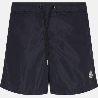 Regular fit | Shorts | Blå