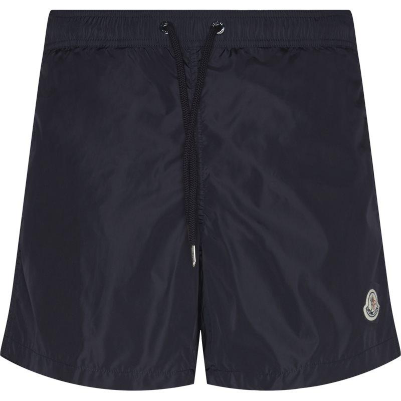 Billede af Moncler Regular fit 00761 53326 Shorts Navy