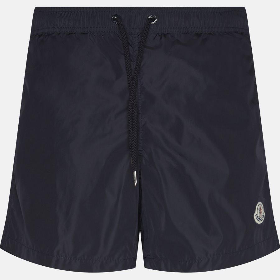 00761 53326 - Shorts - Regular fit - NAVY - 1