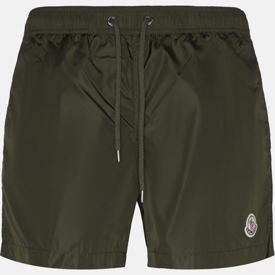 00761 53326 - Shorts - Regular fit - OLIVE - 1