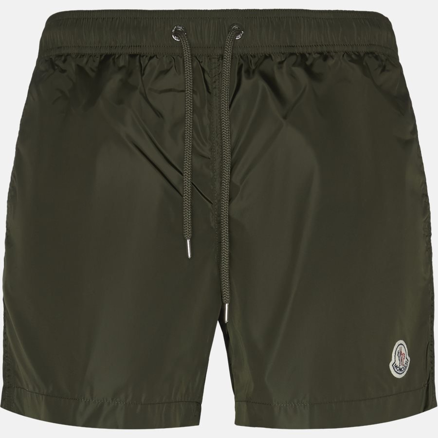 00761 53326 - Shorts - Regular fit - OLIVE - 1