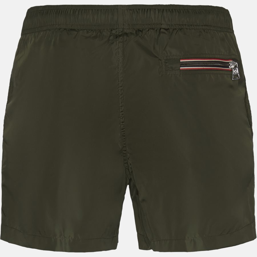 00761 53326 - Shorts - Regular fit - OLIVE - 2