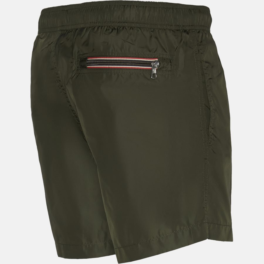 00761 53326 - Shorts - Regular fit - OLIVE - 3