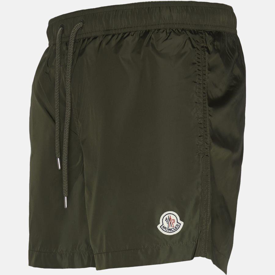 00761 53326 - Shorts - Regular fit - OLIVE - 4