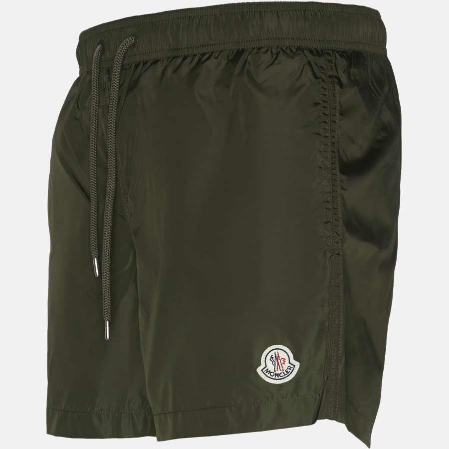 00761 53326 - Shorts - Regular fit - OLIVE - 4
