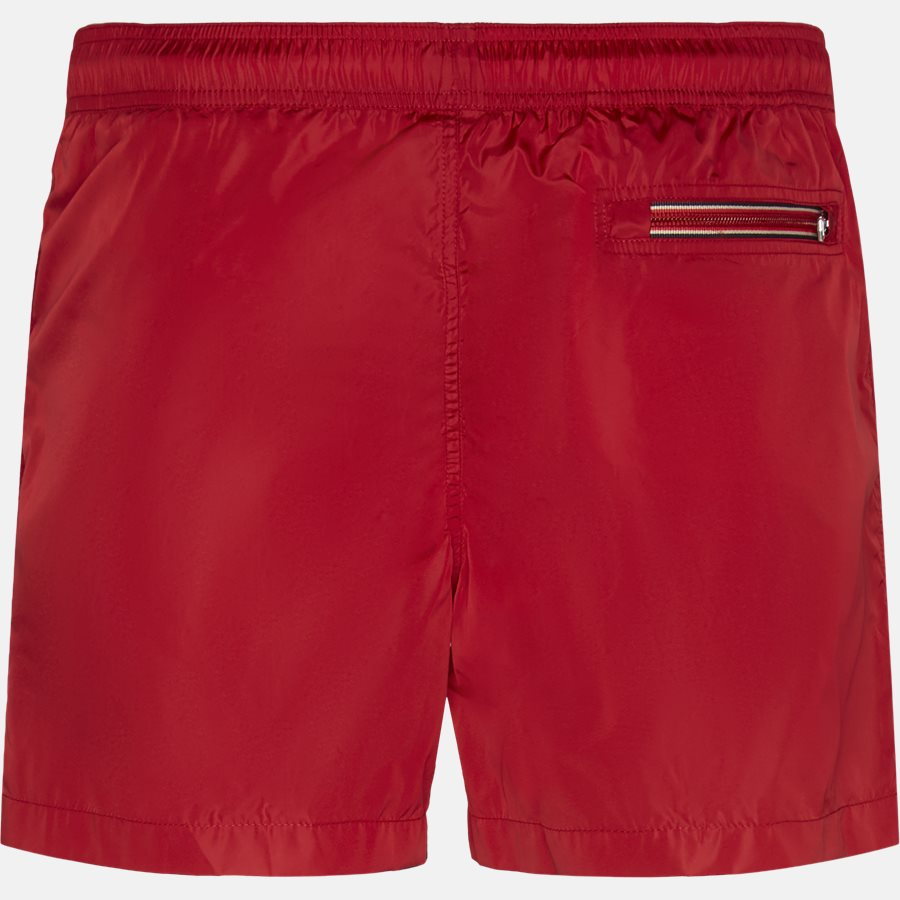 00761 53326 - Shorts - Regular fit - RØD - 2