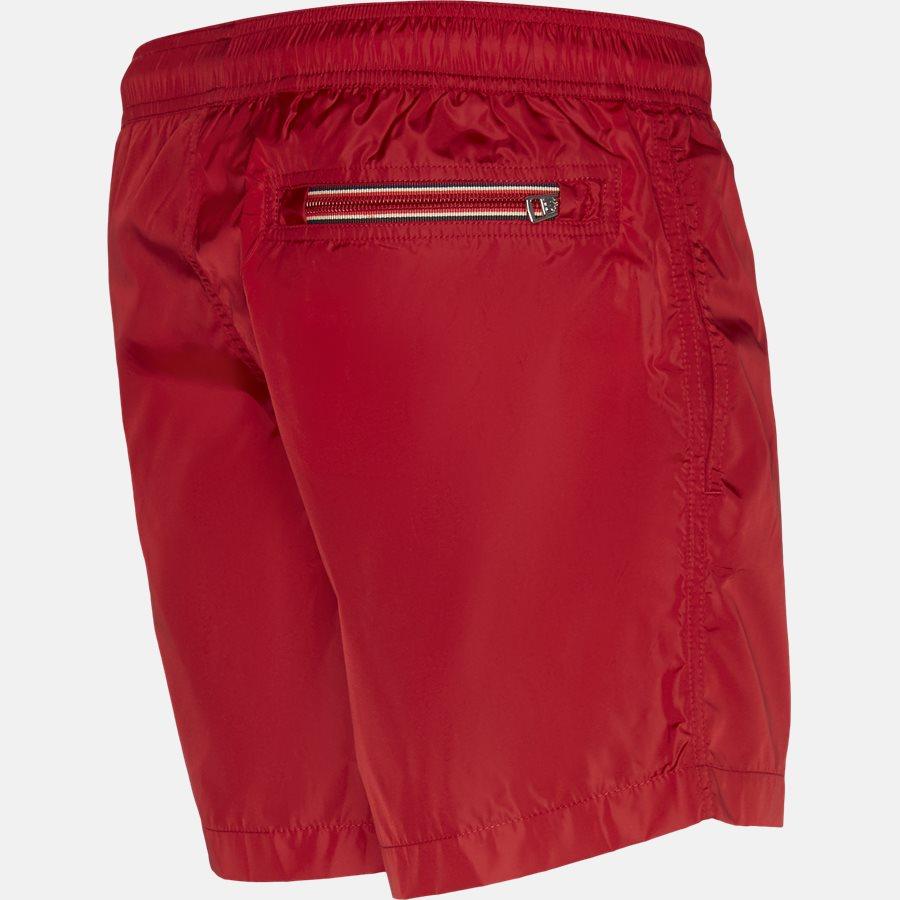 00761 53326 - Shorts - Regular fit - RØD - 3
