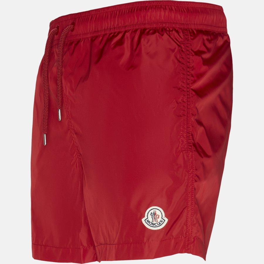 00761 53326 - Shorts - Regular fit - RØD - 4