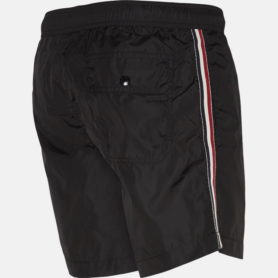 00732 53326 - Shorts - Regular fit - SORT - 3