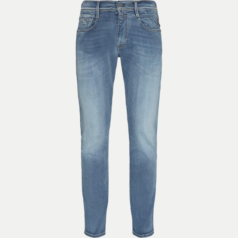 M914 661 033 - Anbass Jeans - Jeans - Slim - DENIM - 1