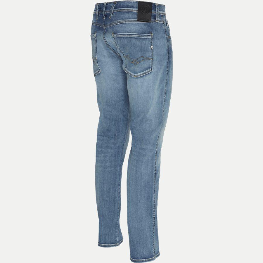 M914 661 033 - Anbass Jeans - Jeans - Slim - DENIM - 3