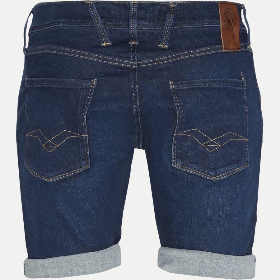 MA996 661 400 - Anbass Shorts - Shorts - Slim - DENIM - 2