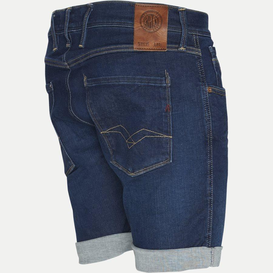 MA996 661 400 - Anbass Shorts - Shorts - Slim - DENIM - 3