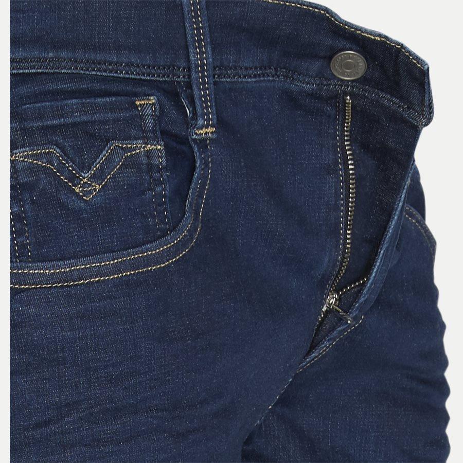 MA996 661 400 - Anbass Shorts - Shorts - Slim - DENIM - 4