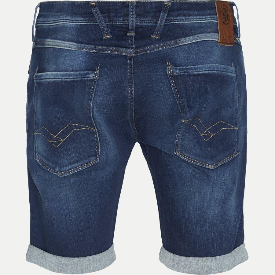 MA9996 661 402 - Anbass Shorts - Shorts - Slim - DENIM - 2