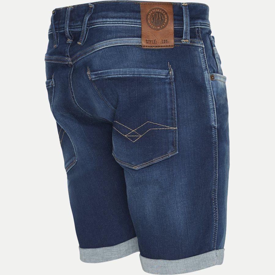 MA9996 661 402 - Anbass Shorts - Shorts - Slim - DENIM - 3