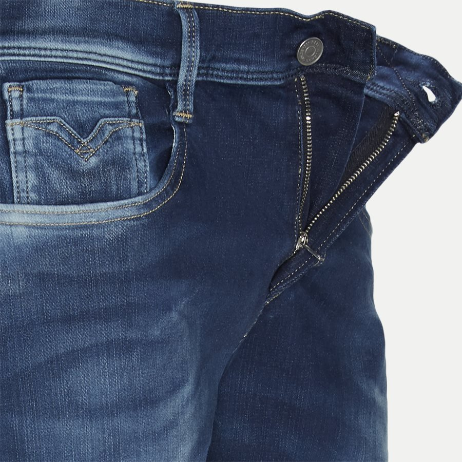 MA9996 661 402 - Anbass Shorts - Shorts - Slim - DENIM - 4