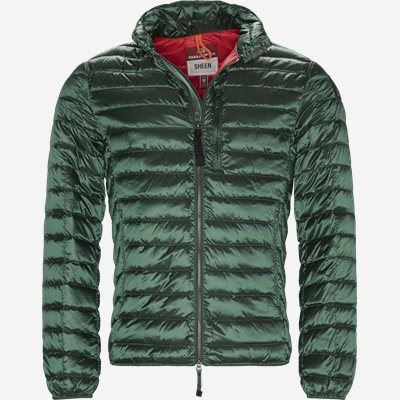 Bredford Sheen Down Jacket Regular | Bredford Sheen Down Jacket | Grøn
