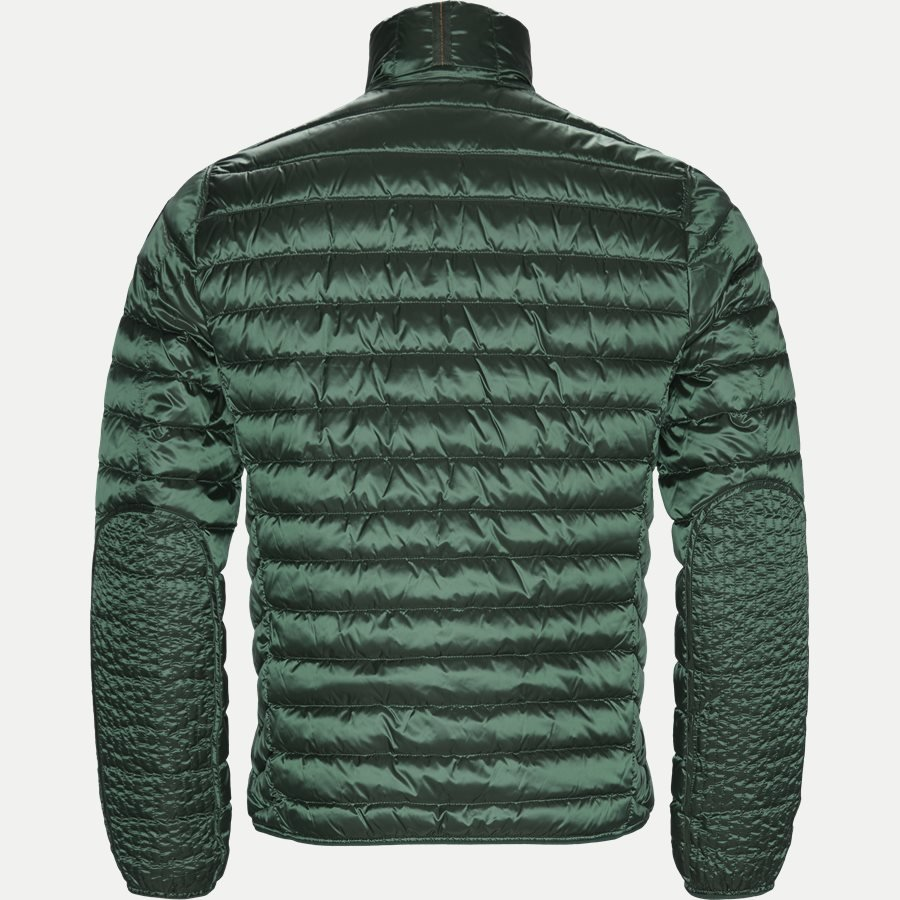 SX03 BREDFORD - Bredford Sheen Down Jacket - Jakker - Regular - GRØN - 2