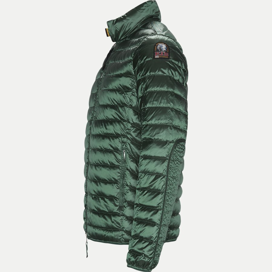 SX03 BREDFORD - Bredford Sheen Down Jacket - Jakker - Regular - GRØN - 3