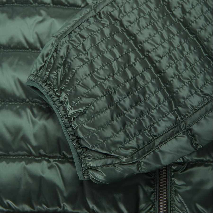 SX03 BREDFORD - Bredford Sheen Down Jacket - Jakker - Regular - GRØN - 8