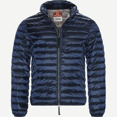 Bredford Sheen Down Jacket Regular | Bredford Sheen Down Jacket | Blå