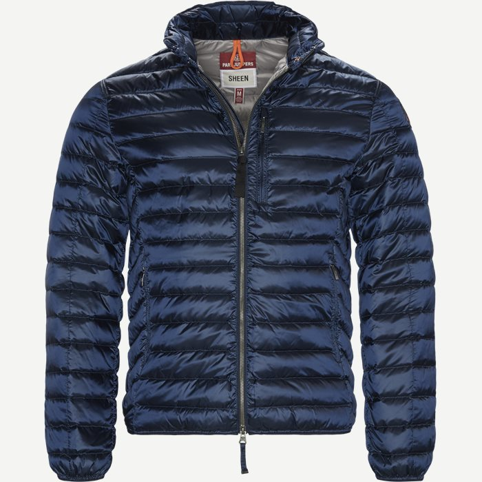 Bredford Sheen Down Jacket - Jakker - Regular - Blå