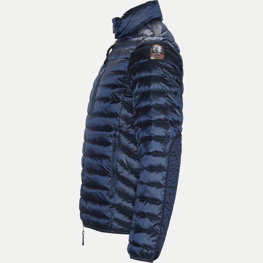 SX03 BREDFORD - Bredford Sheen Down Jacket - Jakker - Regular - NAVY - 3