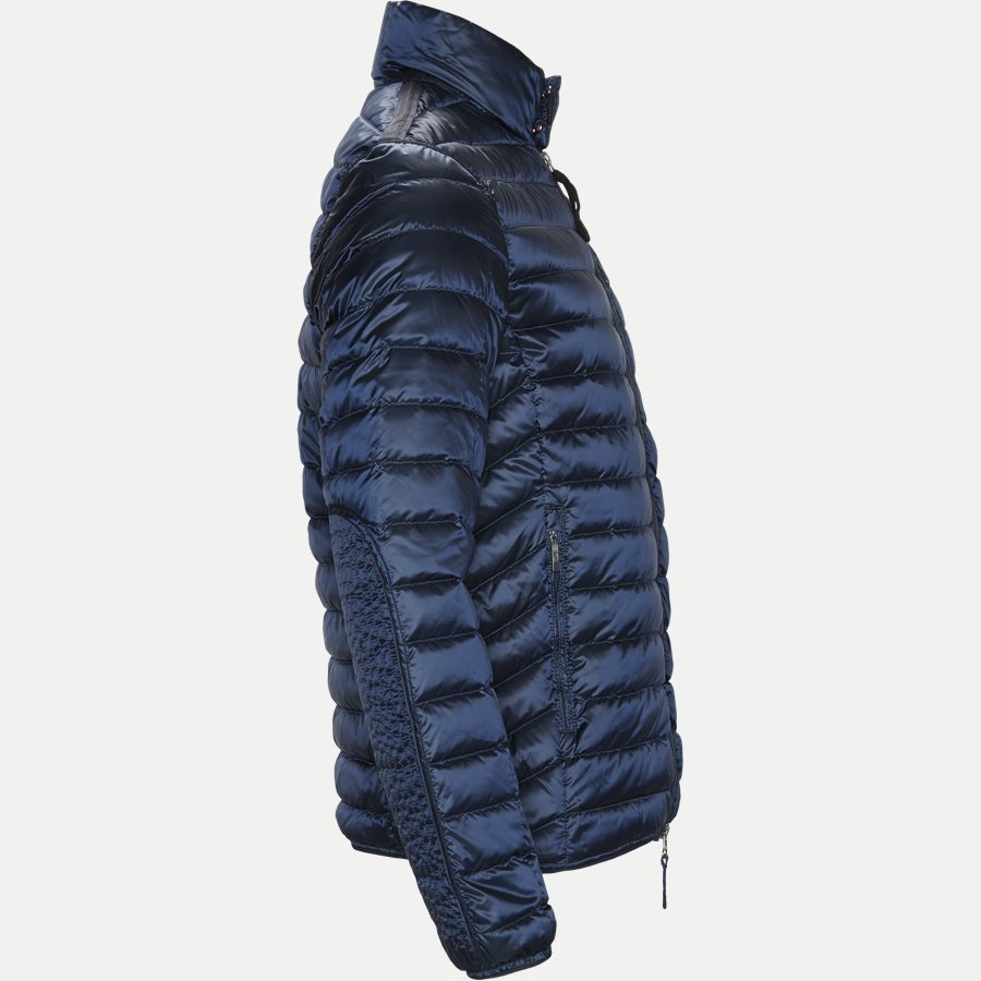 SX03 BREDFORD - Bredford Sheen Down Jacket - Jakker - Regular - NAVY - 4