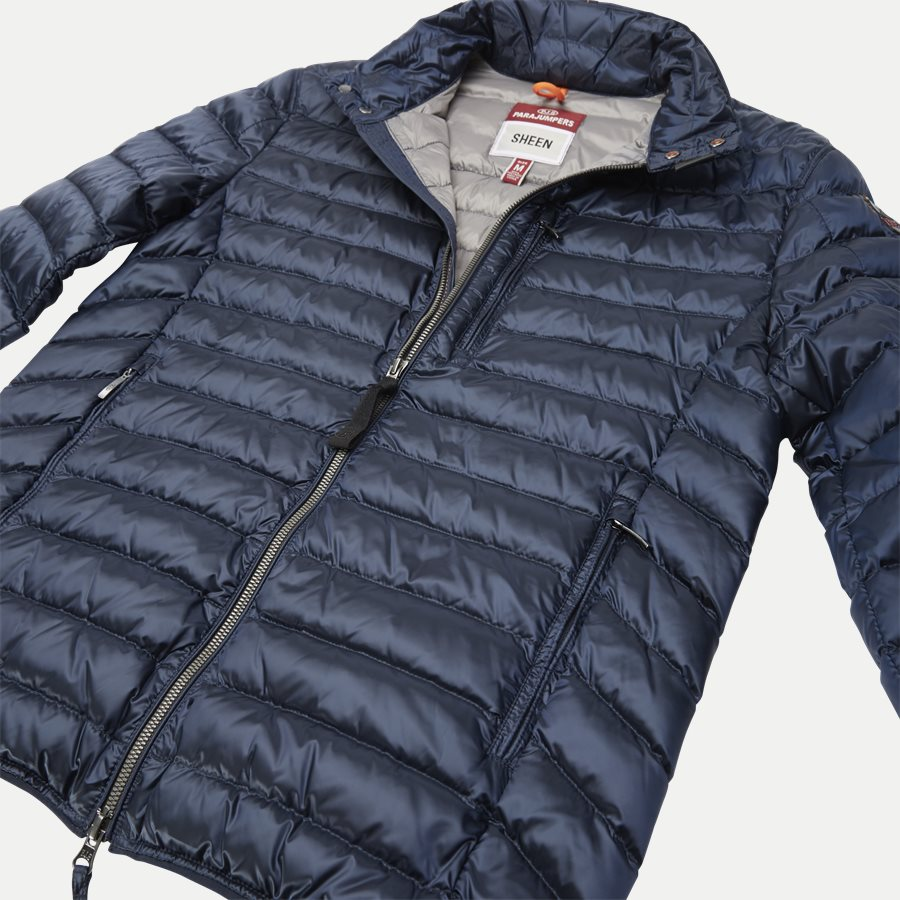 SX03 BREDFORD - Bredford Sheen Down Jacket - Jakker - Regular - NAVY - 6