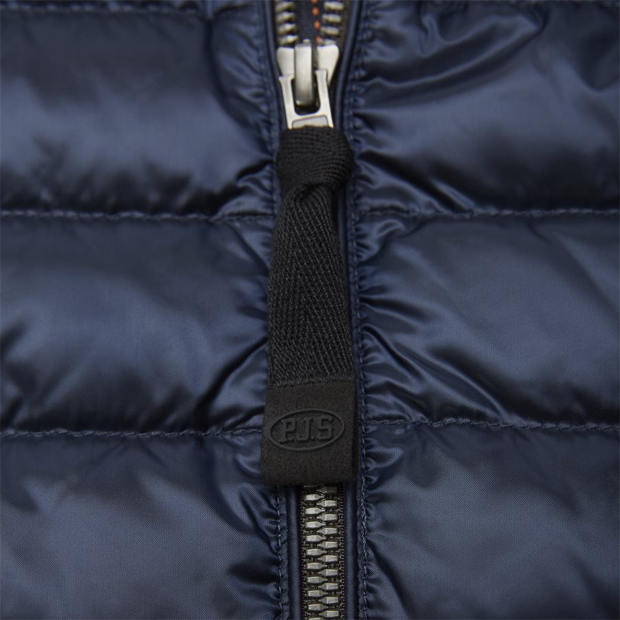 SX03 BREDFORD - Bredford Sheen Down Jacket - Jakker - Regular - NAVY - 7