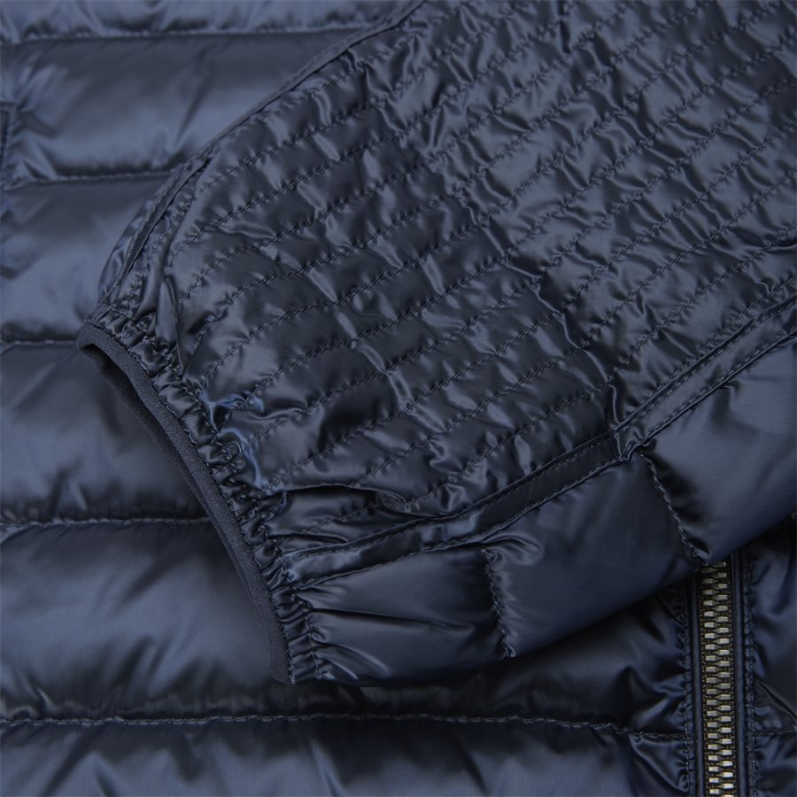 SX03 BREDFORD - Bredford Sheen Down Jacket - Jakker - Regular - NAVY - 8