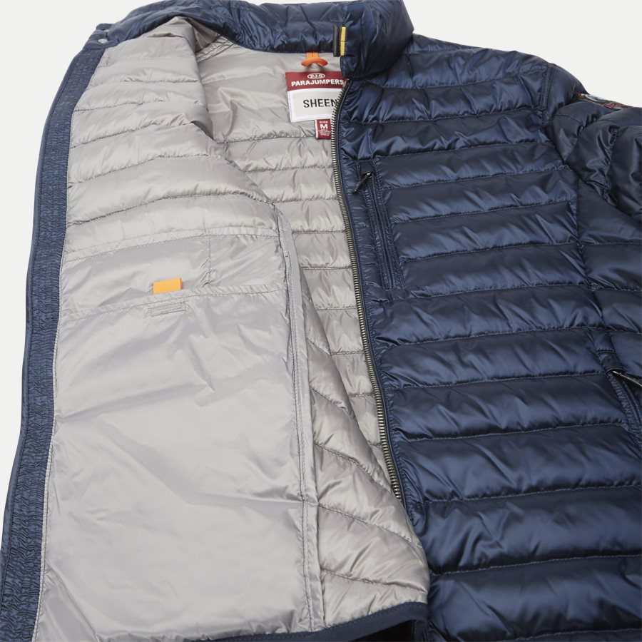 SX03 BREDFORD - Bredford Sheen Down Jacket - Jakker - Regular - NAVY - 10