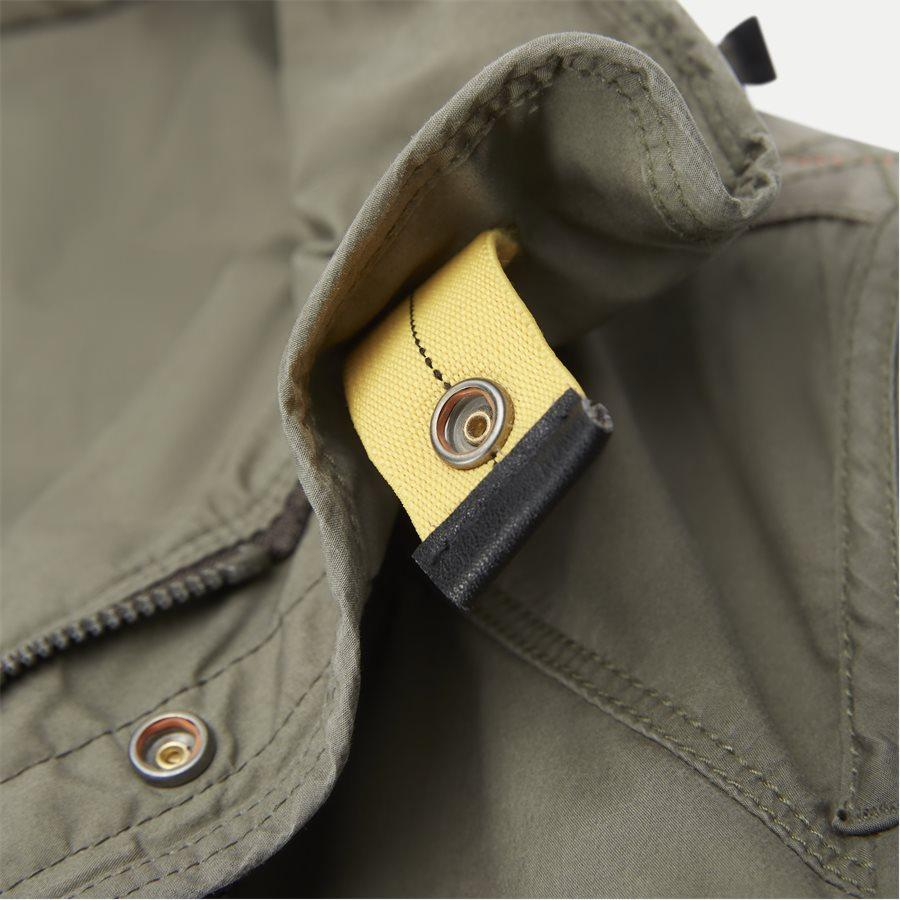 CR03 DENES - Denes - Man Jacket - Jakker - Regular - OLIVEN - 5