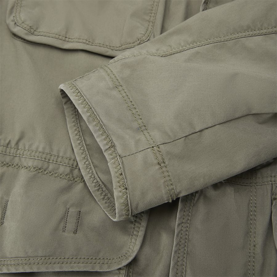 CR03 DENES - Denes - Man Jacket - Jakker - Regular - OLIVEN - 8