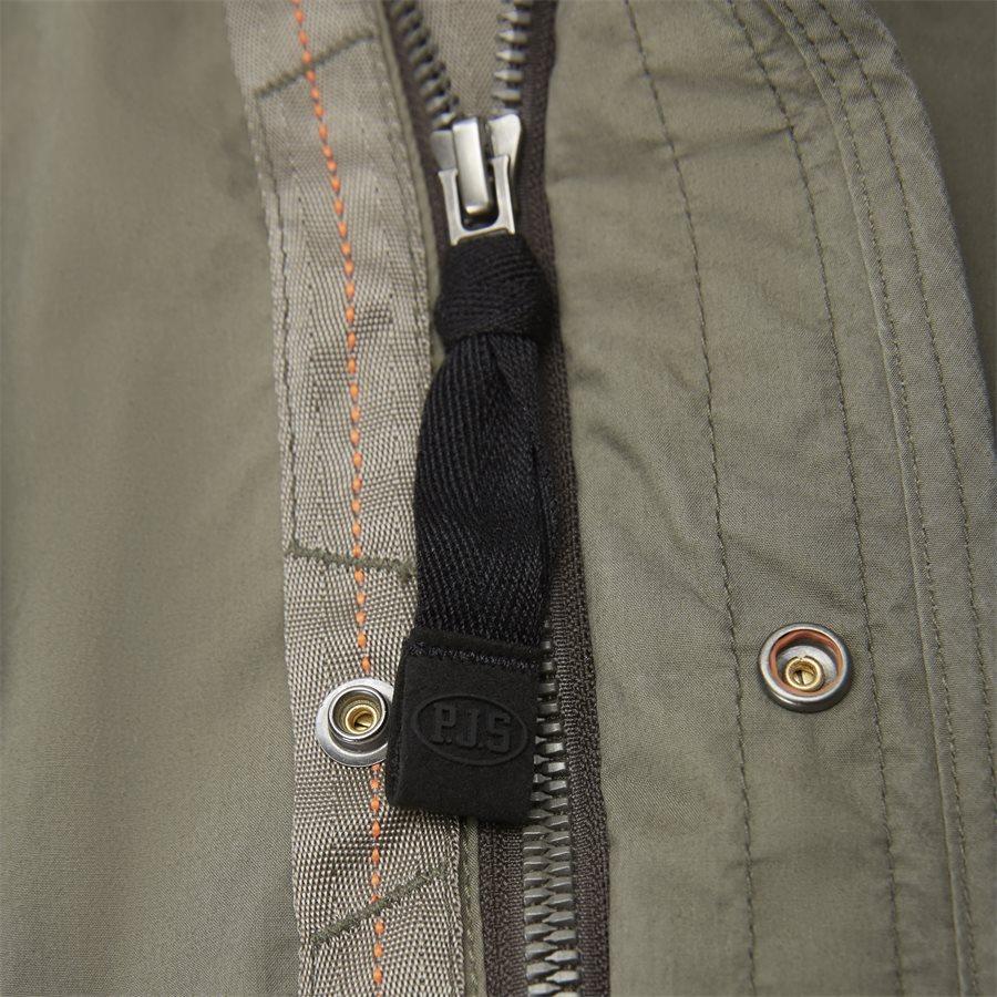 CR03 DENES - Denes - Man Jacket - Jakker - Regular - OLIVEN - 9