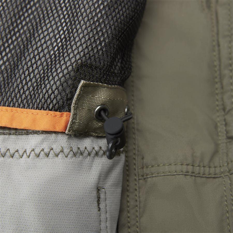 CR03 DENES - Denes - Man Jacket - Jakker - Regular - OLIVEN - 12