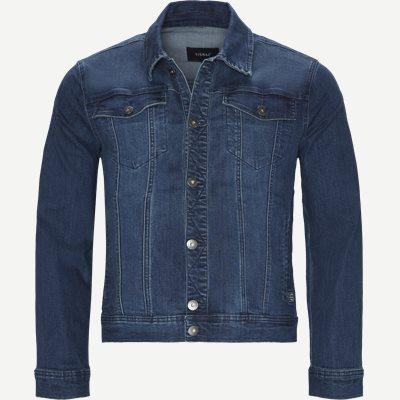 Raw Blast Denim Jacket Regular | Raw Blast Denim Jacket | Denim