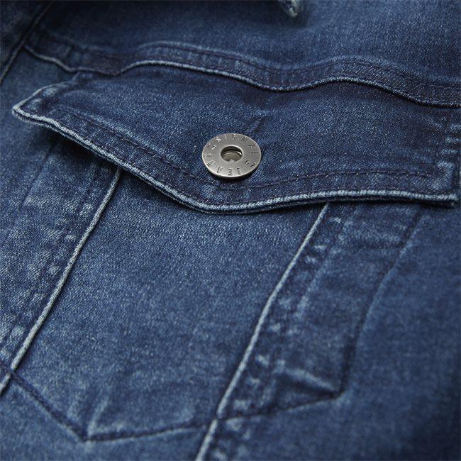 Raw Blast Denim Jacket