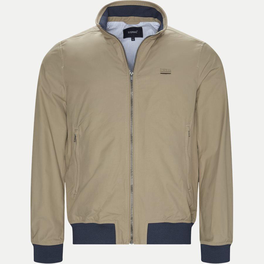 10142 0 - Jackets - Regular - SAND - 1
