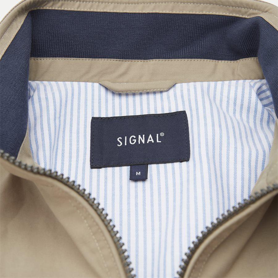 10142 0 - Jackets - Regular - SAND - 3