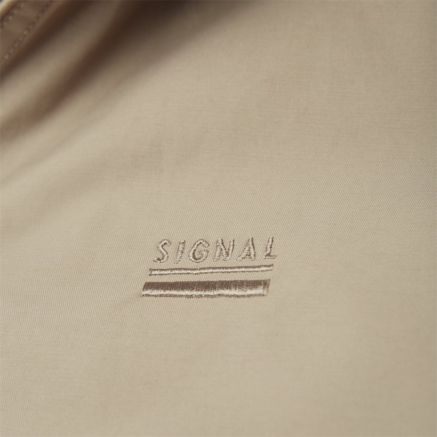 10142 0 - Jackets - Regular - SAND - 4