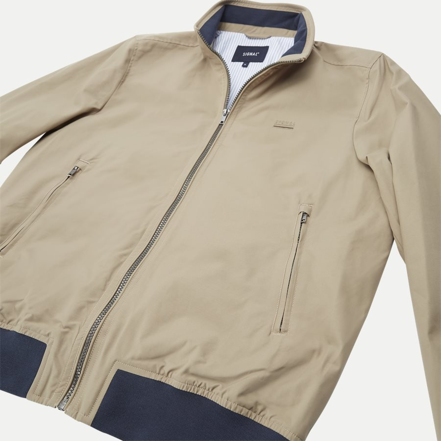 10142 0 - Jackets - Regular - SAND - 5