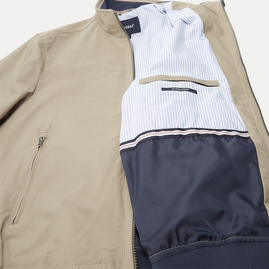 10142 0 - Jackets - Regular - SAND - 7