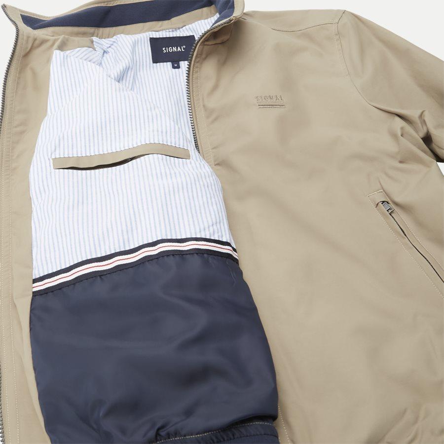 10142 0 - Jackets - Regular - SAND - 8