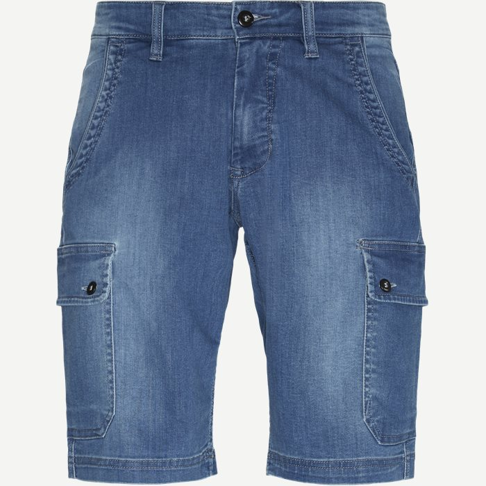 Ken Denim Shorts - Shorts - Regular - Denim